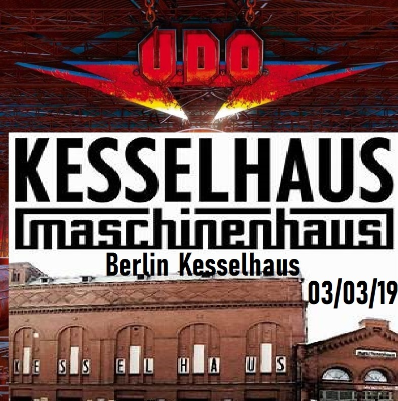 U D O Germany tour 2019 - Social Network Demo