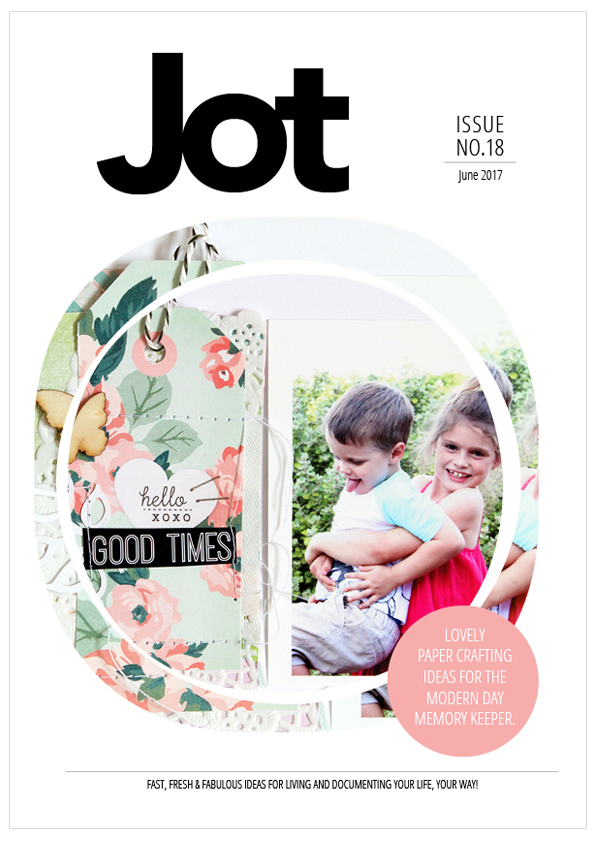 Jot Magazine Issue 18