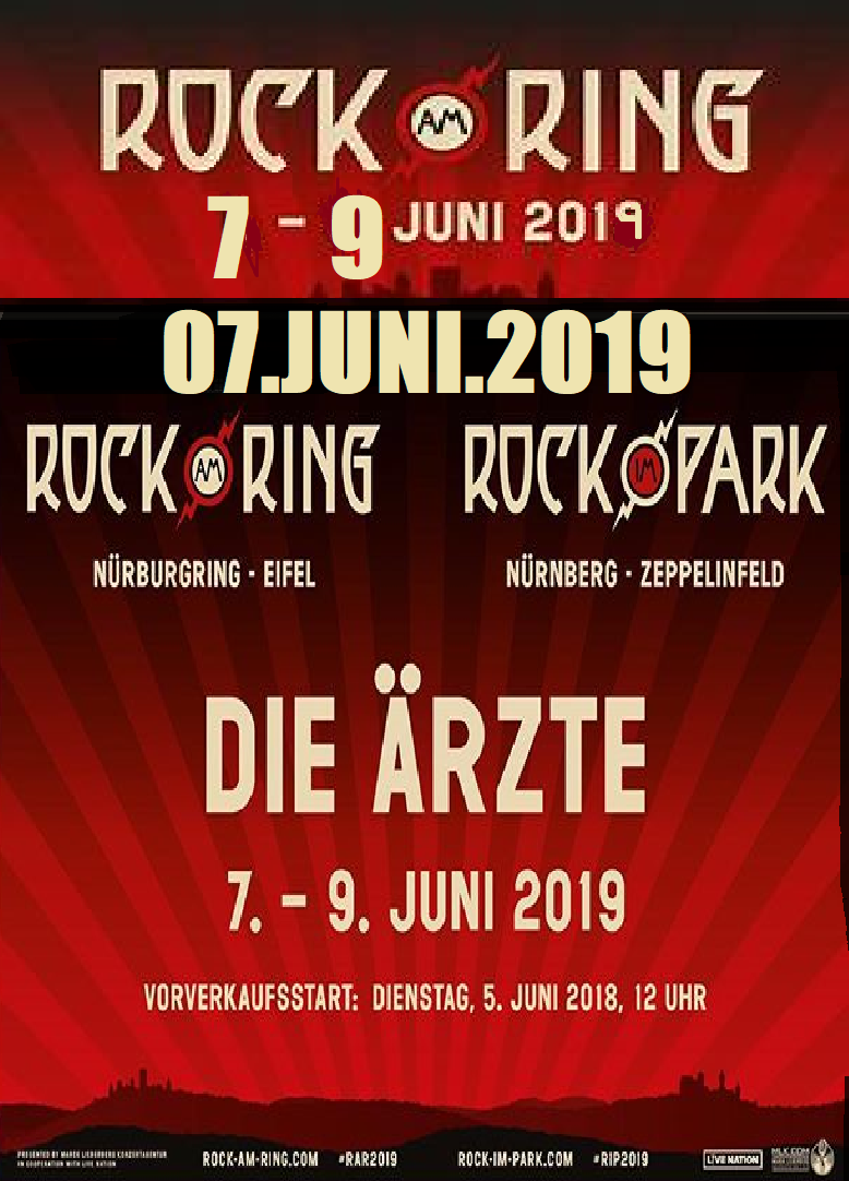 Rock Am Ring 2019 Social Network Demo